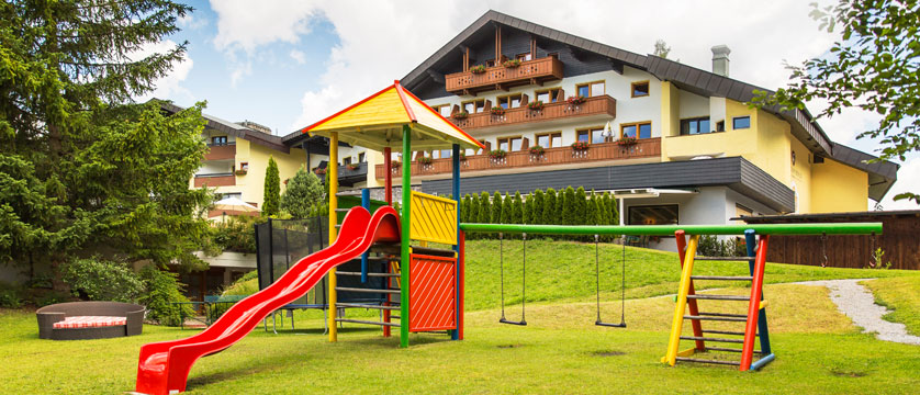 Bergresort, Seefeld, Austria - Outdoor play area.jpg